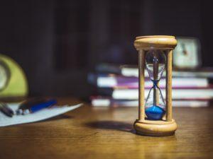 時間,砂時計