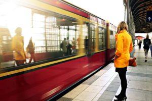 通勤,電車