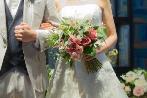 花嫁,結婚