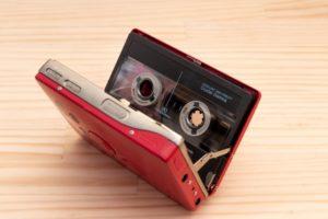 テープ,カセットテープ