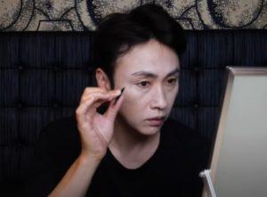 アンジャッシュ児嶋,メイク,動画