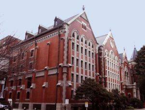 慶応義塾大学,大学,進学