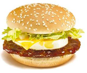 チーズてりたま,春マック,マクドナルド
