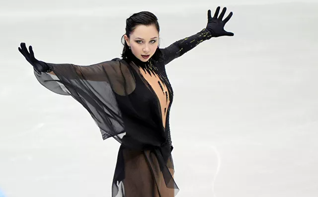 FSR,ロシア,フィギュアスケート